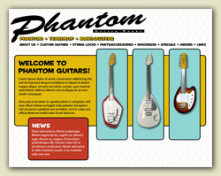 Phantom Guitars